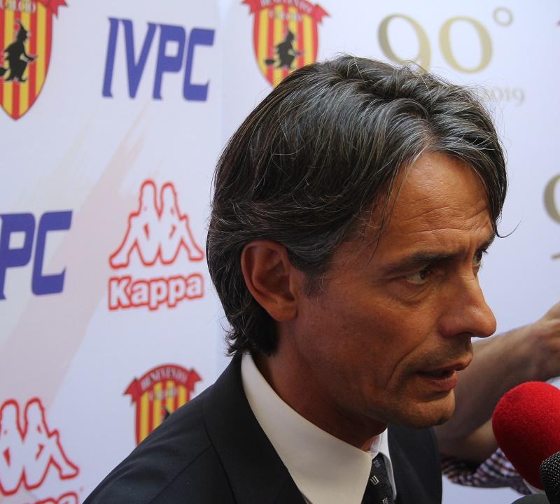"""Universiade. Domani ore 21 Italia-Francia a Benevento. Pippo Inzaghi: """"Con la Francia è sempre una partita speciale, tutti allo stadio""""."""