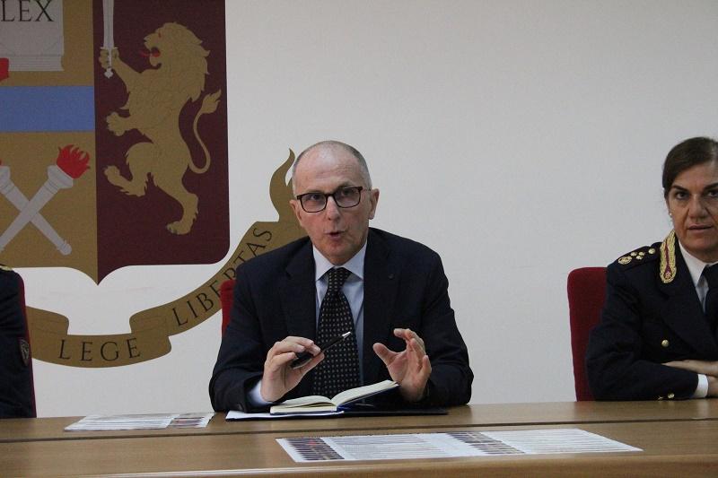 Cittadinanza onoraria alla Polizia di Stato da parte del  comune di San Lorenzello.Domani la presentazione.