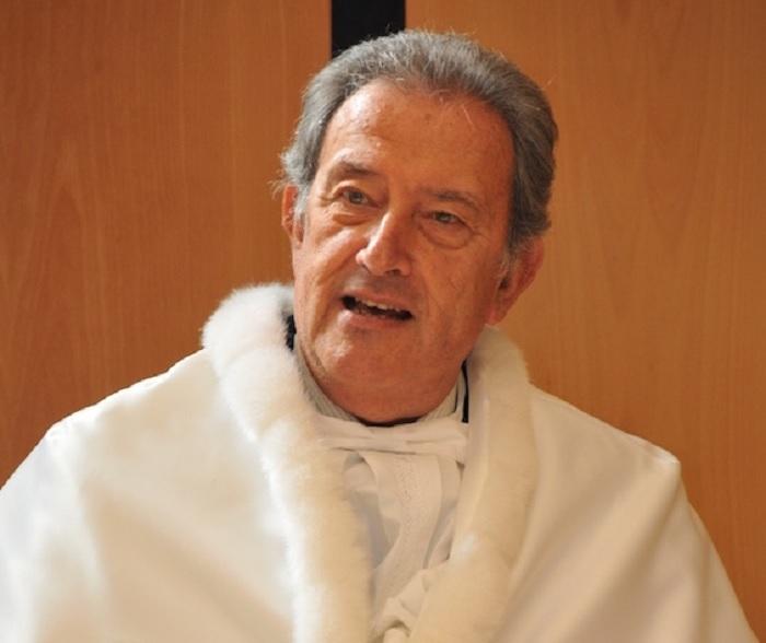 Il Cordoglio dell'Unifortunato per la morte del prof.Augusto Fantozzi.