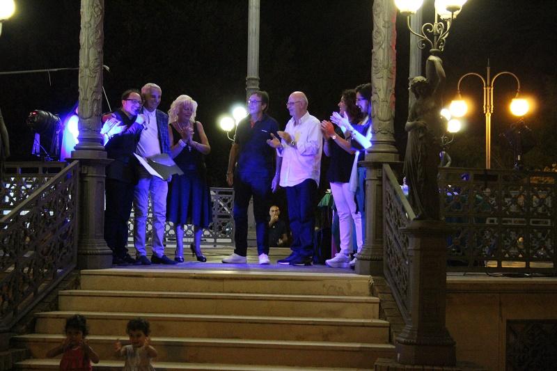 Benevento Estate in villa, e la notte prende vita