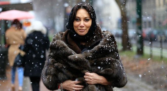 """Alla Verber, ci lascia così la """"Regina dei sogni"""". Muore la manager russa della moda."""
