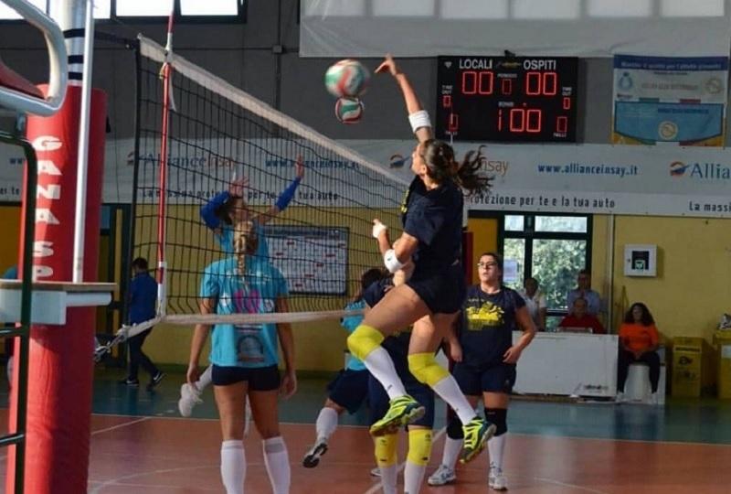 Cresce la casella dei nuovi arrivi in casa Accademia Volley.Ecco Anna Grimaldi
