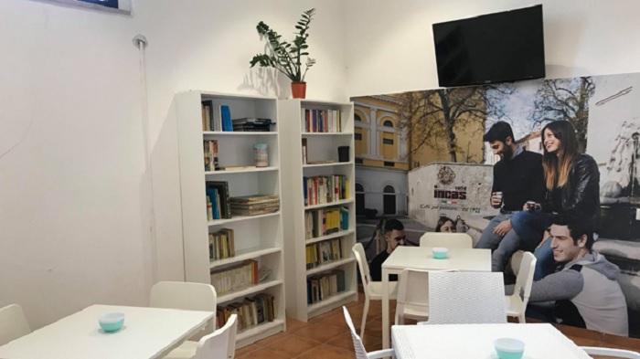 Alla Colonia elioterapica di Benevento una piccola biblioteca gratuita per promuovere la lettura