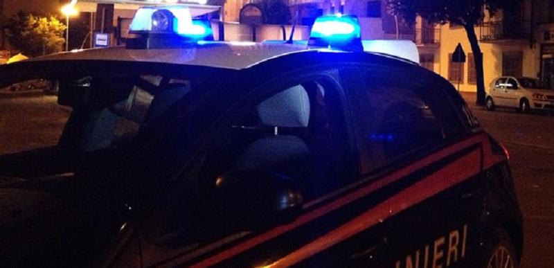 Servizi di controllo dei Carabinieri.Eseguite denunce, segnalazioni per droga e fogli di via