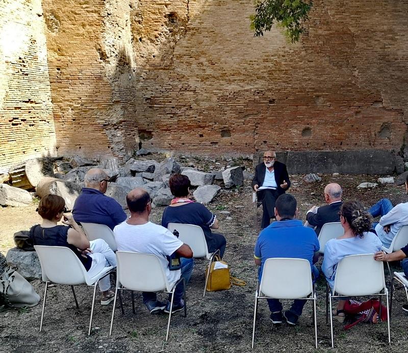 Teatro Romano: dal 10 al 22 settembre un viaggio nel tempo con un sorprendente evento multimediale
