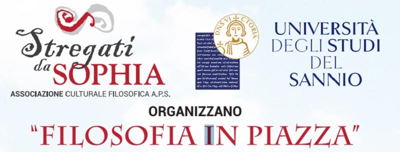"""L'evento culturale """"Filosofia in piazza"""" sul tema dell'Armonia vi aspetta il 6 e 7 Settembre in piazza Santa Sofia."""