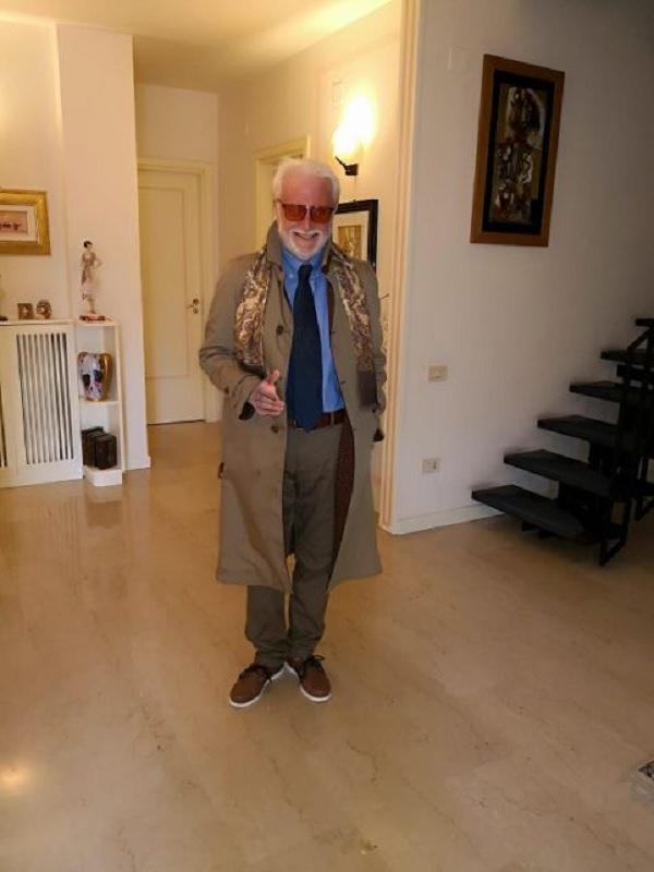 Francesco Saverio Viglione festeggia 70 anni. Auguri !