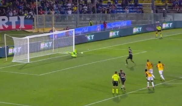 Non convince il Benevento a Pisa. Lo salva Montipò al 94°. Pisa 0 Benevento 0