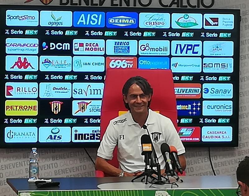 """Inzaghi : """" A Pisa per  fare la partita"""""""