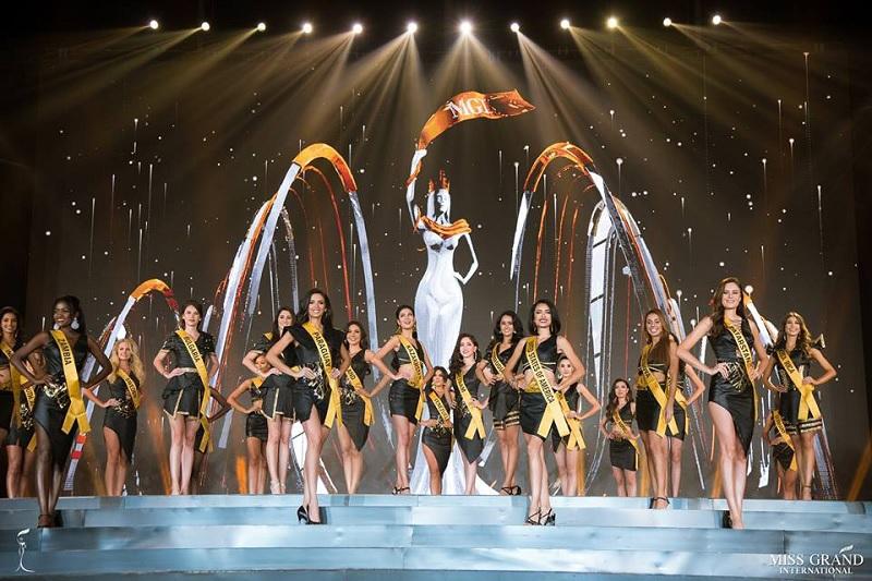 """A Benevento la finalissima nazionale di """"Miss Grand International"""" per scegliere la ragazza che rappresenterà l'Italia in Venezuela."""