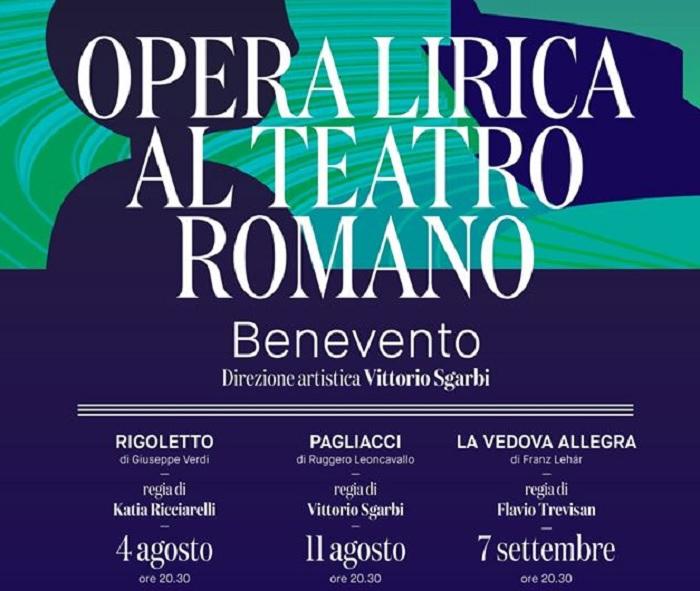 """Ritorna l'Opera Lirica al Teatro Romano.Primo appuntamento domenica 4 Agosto con il """"Rigoletto"""""""