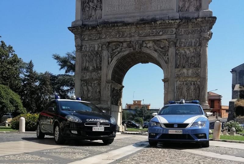 Benevento: rintracciato e catturato il 33enne Corrado Sparandeo latitante