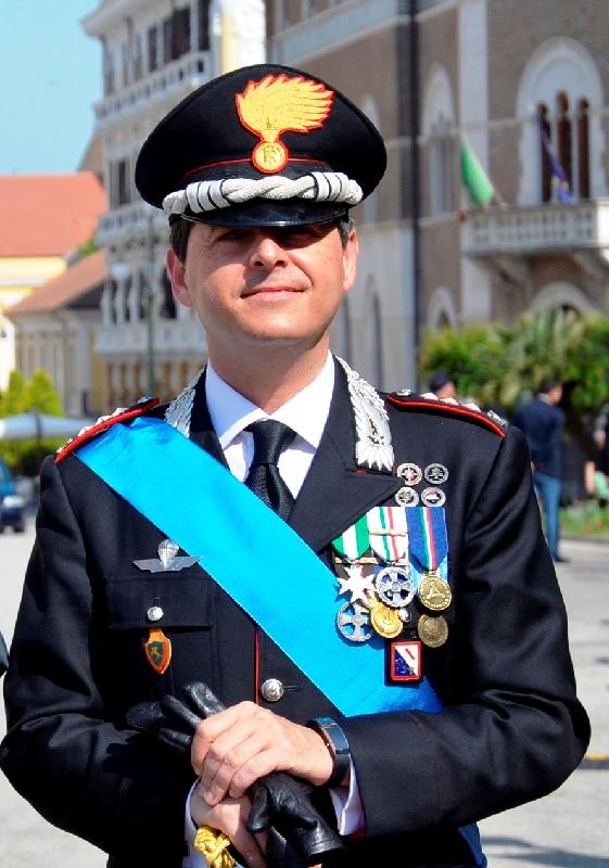 Carabinieri. Il Comandante Provinciale col. A. Puel lascia l'incarico.