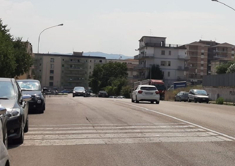 Angela Russo (Mderati). Dopo apertura Ponte Tibaldi, necessarie azioni per maggiore sicurezza Via Piccinatoa