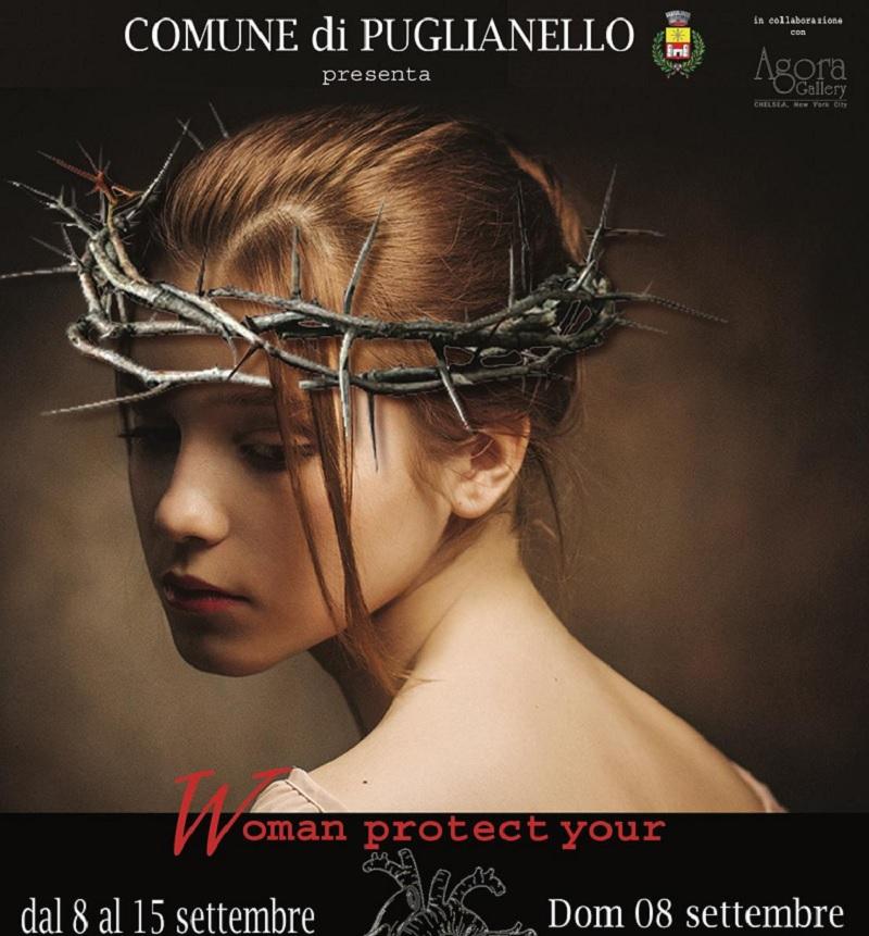 Puglianello: dall'8 Settembre la mostra sulle donne dell'artista internazionale Riccio