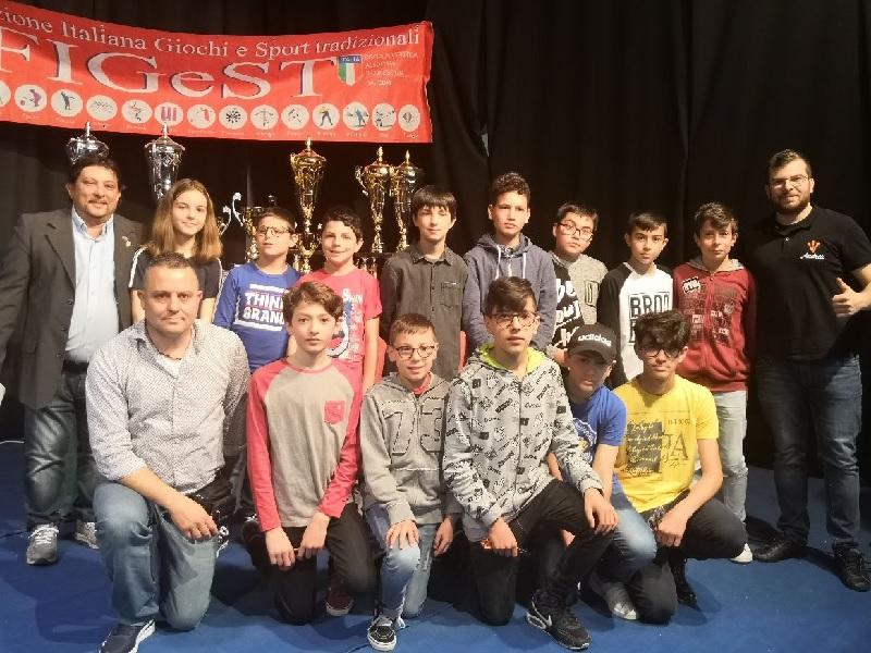 Torneo under 14 Freccette. Alle mini- olimpiadi di Crotone quattro atleti di Pago Veiano