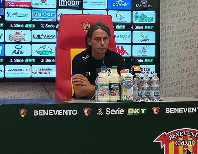 """Inzaghi: """"Domani dobbiamo vincere per il nostro pubblico"""""""