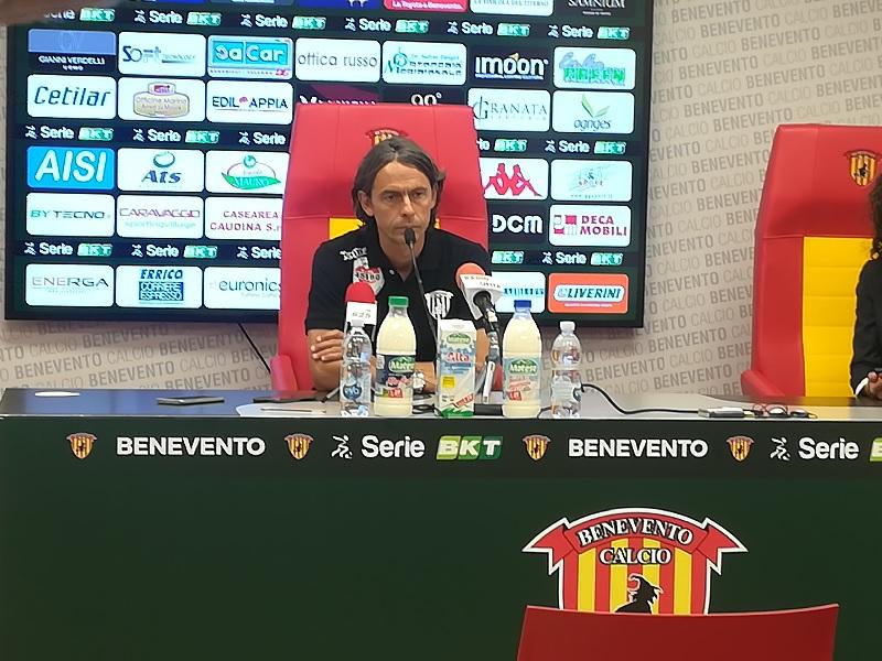 """Inzaghi dopo la partita con il Cosenza : """" Ero stato buon profeta"""""""