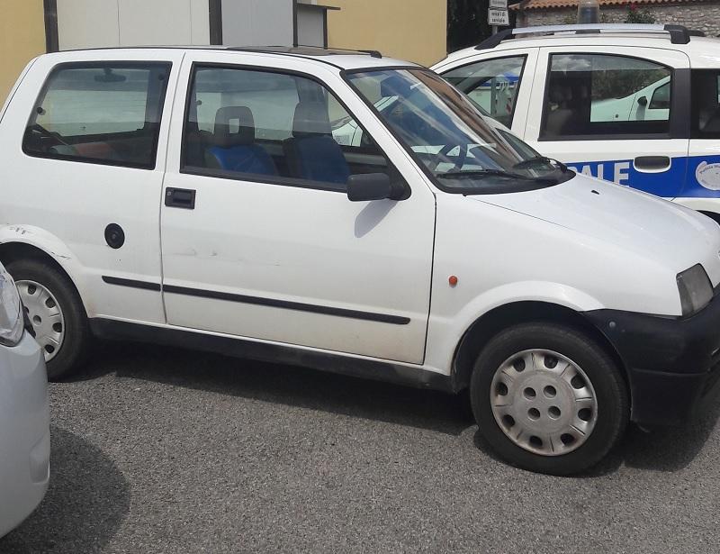 Polizia Municipale: rinvenuta una macchina rubata durante i servizi di controllo stradale
