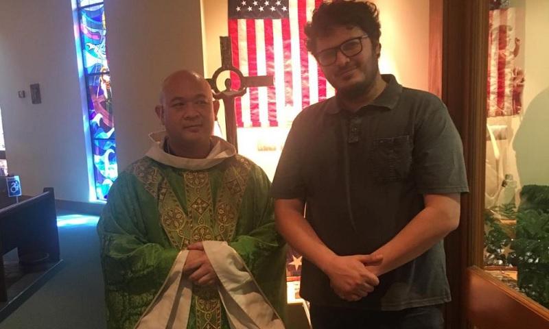 Compagnia San Pio: In città una Delegazione di  Americani
