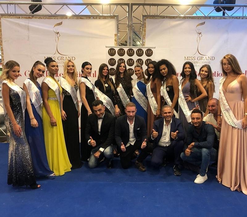 A Montesarchio scelte le 10 ragazze per la finalissima di Miss Grand International