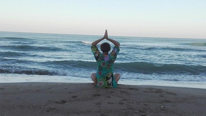 Yoga alla Rocca dei Rettori.Saranno illustrati i benefici della disciplina.