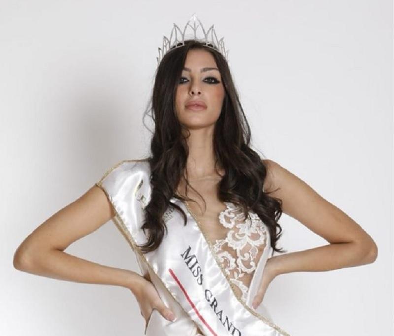 Miss Grand International incorona la campana Mirea Sorrentino