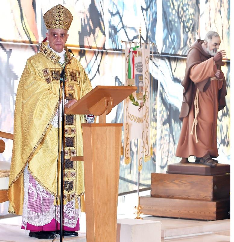Pietrelcina. Festa di san Pio da Pietrelcina con tre novità