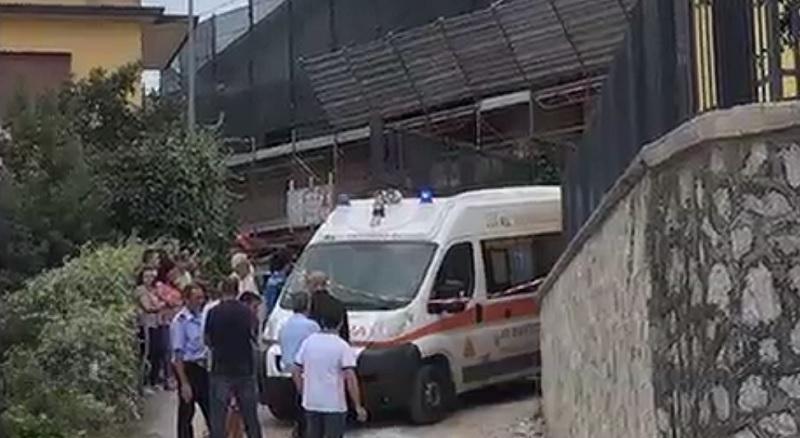 Tragedia a Paupisi, muore operaio 57enne