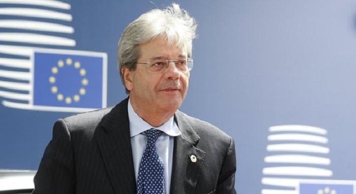 Gentiloni Commissario agli affari economici della Commissione Europea.Gli auguri del PD Sannita.