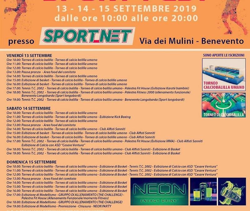 """Comitato di quartiere """"Pietà e zone limitrofe'': al via l'evento """"Sport Fest"""""""