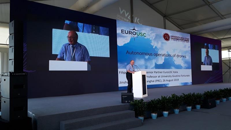 L'Unifortunato in Cina alla Conferenza Mondiale sull'Intelligenza Artificiale