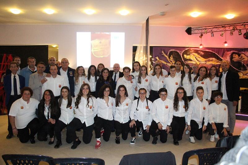 Asd Le Streghe Benevento Calcio Femminile. Traguardi ambiziosi per una società ambiziosa