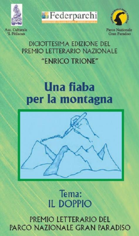 """18° ed. Premio Letterario Nazionale """"Enrico Trione – Una fiaba per la montagna"""". tre premi ad alunni della Scuola Media di Ginestra degli Schiavoni."""