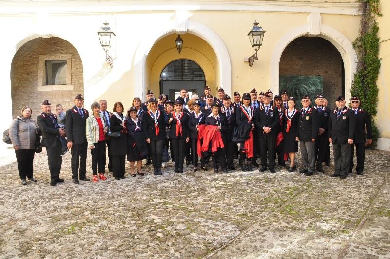 Benevento. Circa 500 turisti in visita alla Rocca dei Rettori