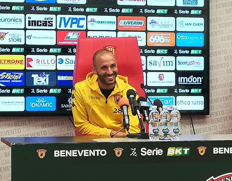Vigilia di Pescara – Benevento. Schiattarella incontra la stampa