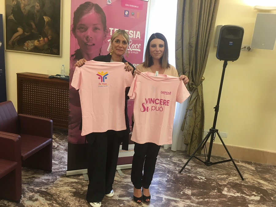 La CNA Campania aderisce alla telesia Pink Race