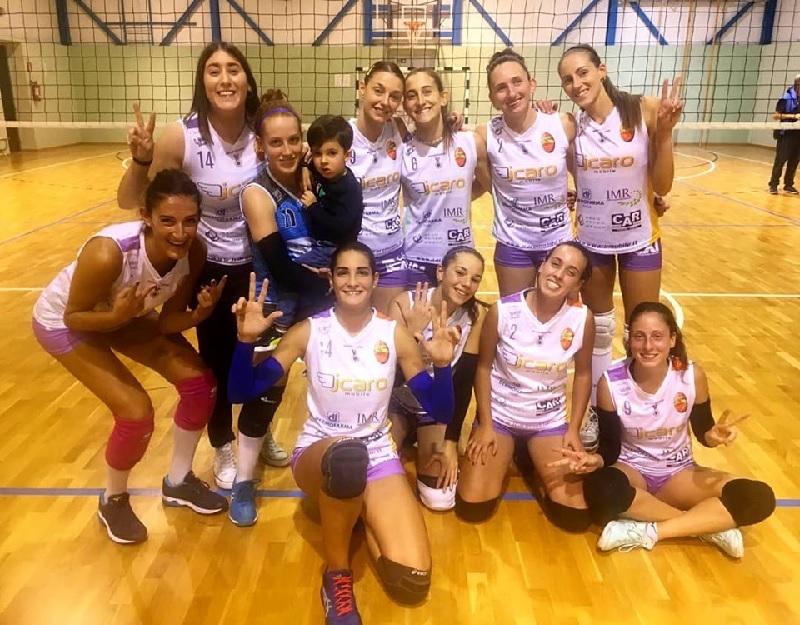 Coppa Campania Volley. Per l'Accademia vittoria e qualificazione