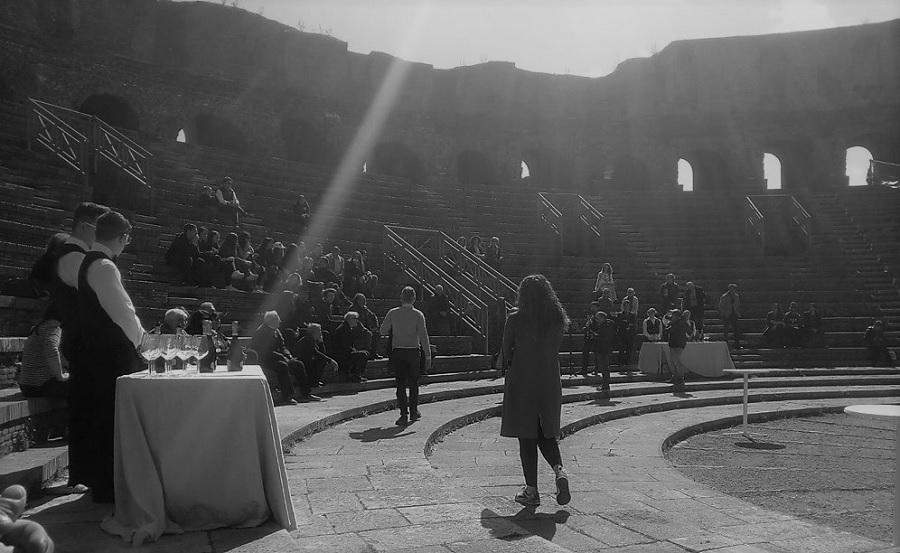 Al Teatro Romano Aperitivo in musica. Sabato 26 ottobre 2019, dalle ore 10.30