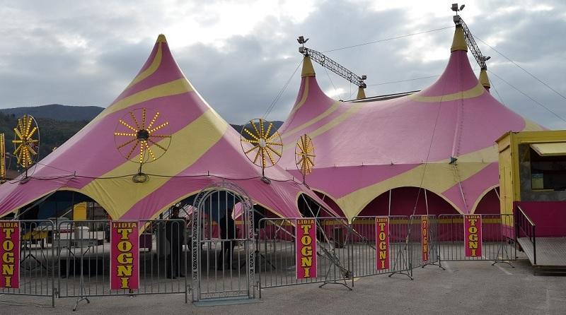 Biglietti gratuiti per il Circo Lidia Togni ai ragazzi seguiti dai Servizi Sociali