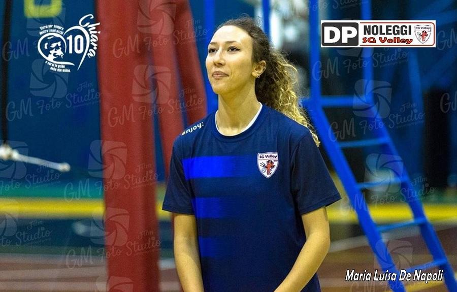 Esordio vincente per la DP Noleggi SG Volley: 3-0 sul CUS Napoli