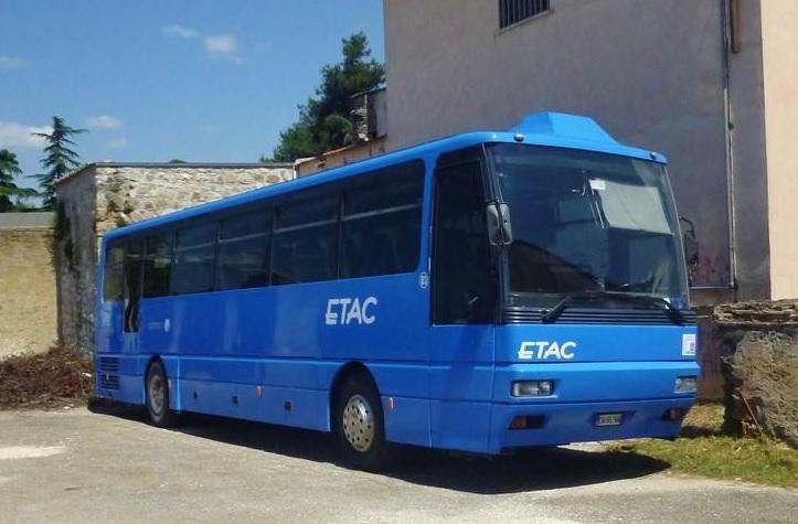 Iadicicco chiarisce, l'area di proprietà Etac non potrà diventare un piazzale di parcheggio degli autobus