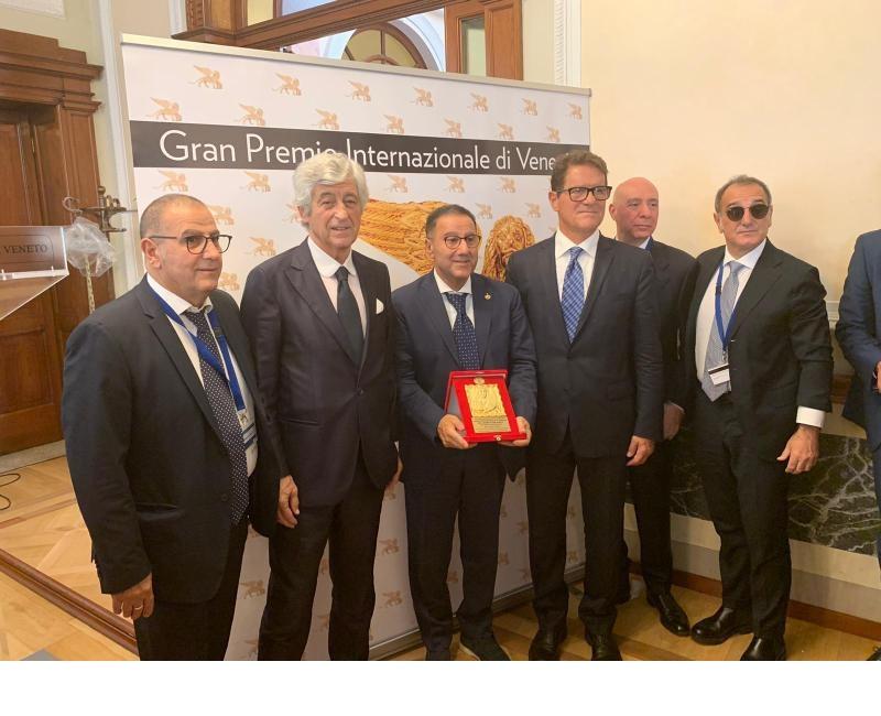Ordine dei Fatebenefratelli insignito a Venezia del Premio Leone d'oro