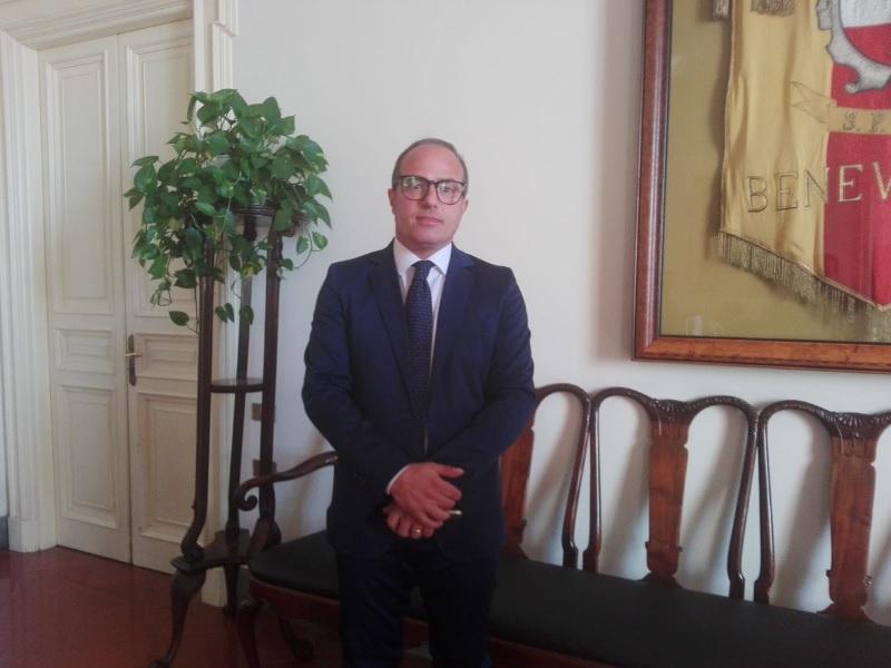 Incontro Io X Benevento – Direttore Generale San Pio : fumata bianca