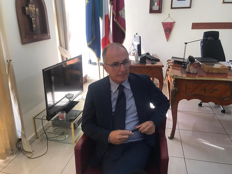 """Questore Bonagura : """" Non si parla di tentativo di rapimento. Occorre capire cosa sia successo"""""""