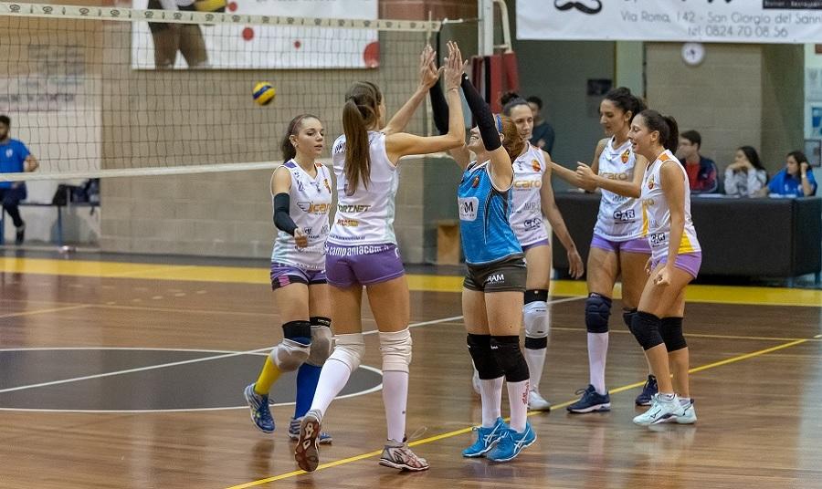 Volley. Ai nastri di partenza la stagione del campionato delle Giallorosse.