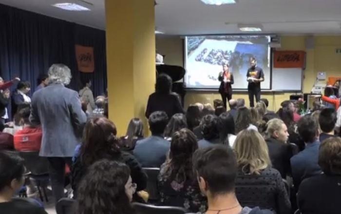 Nuovo presidio di legalità di Libera all'interno del Liceo Guacci