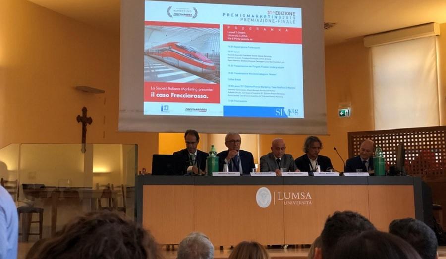 Affermazione di studenti Unisannio alla competizione della Società Italiana Marketing