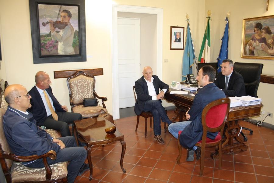 Avviato il Programma di Manutenzione delle Strade Provinciali Sannite
