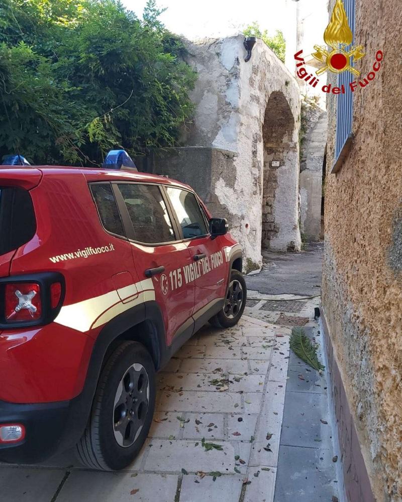Durazzano: Esplode una bombola di gas in un agriturismo.Rimane ferita una 57enne.
